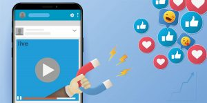 Attracting leads from Facebook marketing / advertising